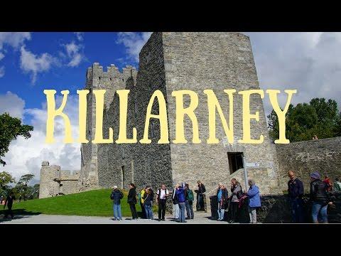 First Impressions exploring Killarney Ireland
