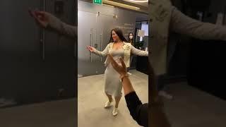 رقص نار لكيرفي جسم ملبن علي اغنيه اخواتي