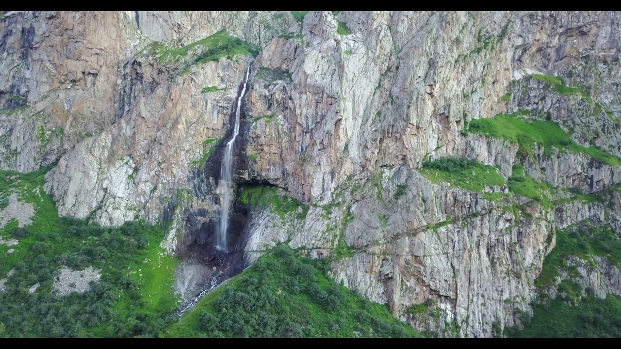 фото водопад белогорка киргизия электронная карта покажет