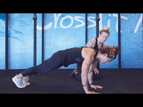 CrossFit Yas - The Push Up