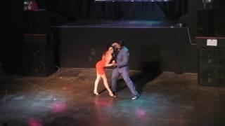 Teejay Umd & Ashley Mannino @ Bailar Kizomba Festival 2017 Sydney Jennifer Dias - Je t