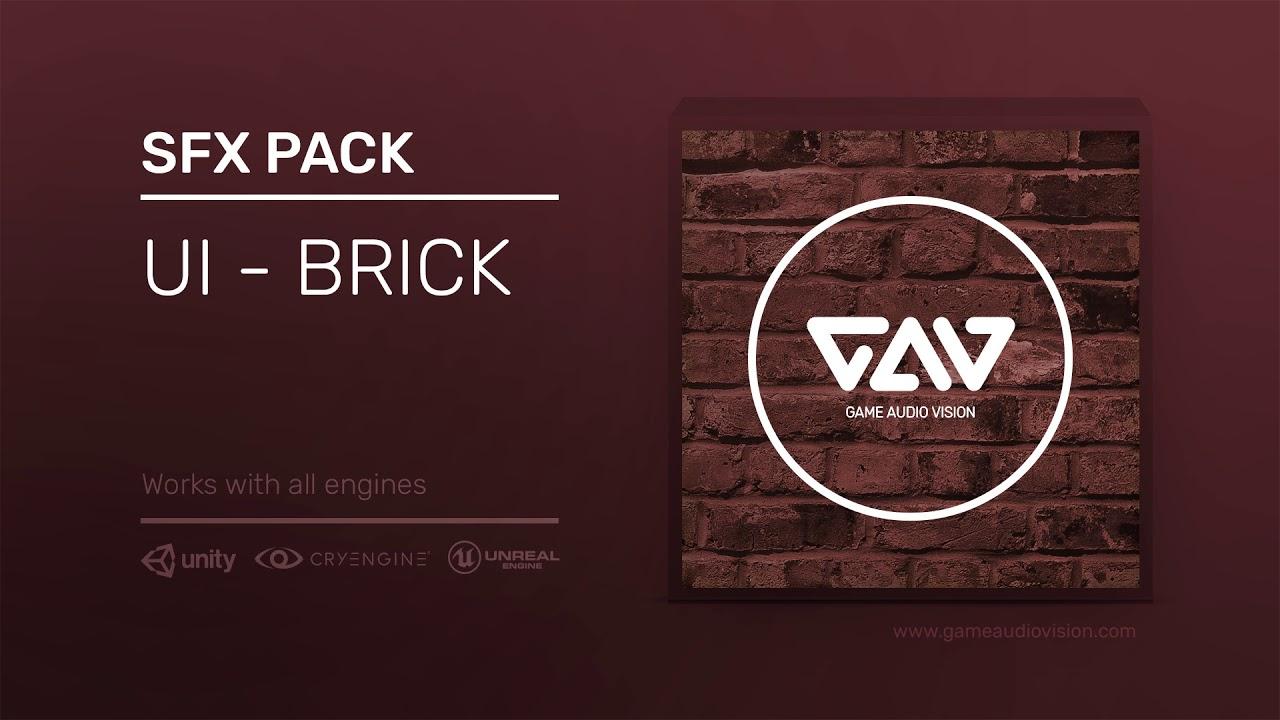 UI Brick Sound Effect Pack - YouTube