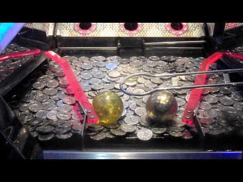 グランドクロスクロニクル 通常プレイ中に2000枚の払い出し(落ち動画)
