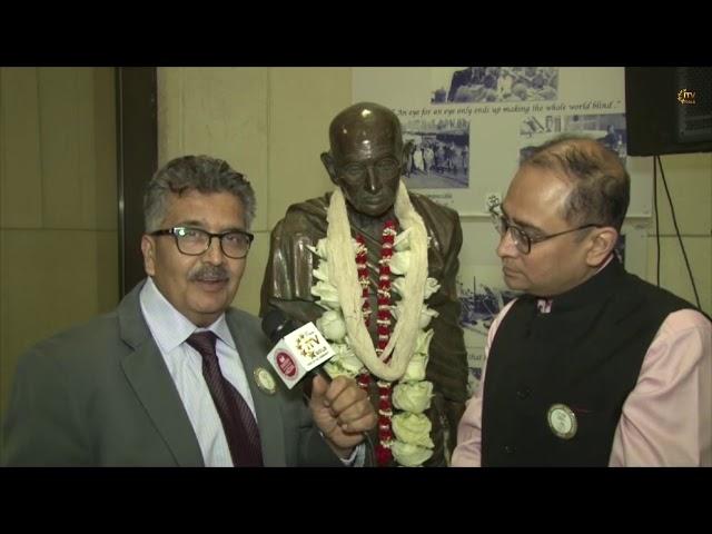 Shanti Fund Celebrates Mahatma Gandhi's 150th Birth Anniversary - Hauppauge, NY