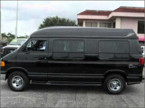 2002 dodge ram van 1500 sarasota fl youtube. Black Bedroom Furniture Sets. Home Design Ideas