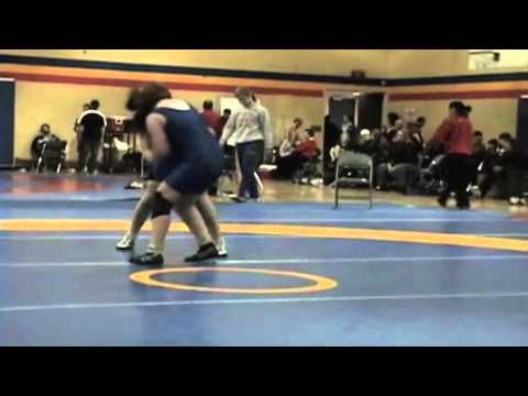 2009 Queens Open: 63 kg Gabrielle Hochfelder vs. Christine Humphries