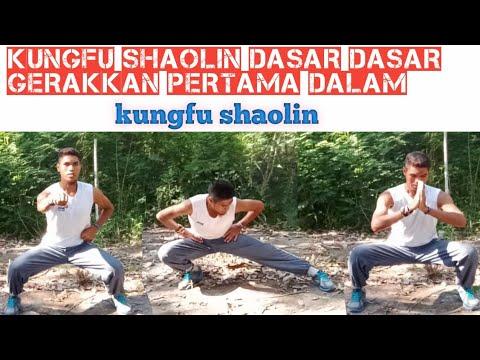 Kungfu Shaolin Indonesia/  Dasar Teknik Gerakan Pertama Dalam Kungfu Shaolin