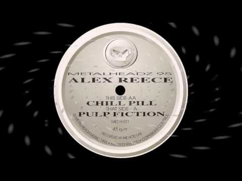 drumwize Alex Reece - Pulp Fiction /Lynx Edit/