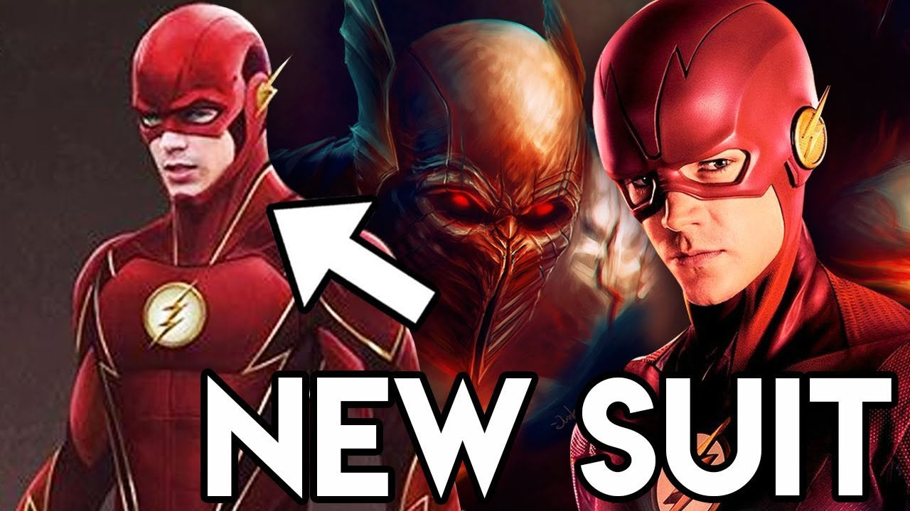 The Flash Season 6 NEW Suit Coming? & Red Death Season 6 IDENTITY Breakdown