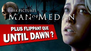 THE DARK PICTURES : Plus flippant que Until Dawn ? | GAMEPLAY FR