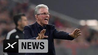 Die PK mit Jupp Heynckes nach Real: FC Bayern München - Real Madrid 1:2 | Champions League | SPOX