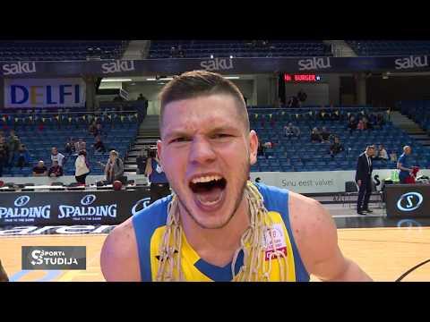 Atskaņas pēc pirmās Latvijas un Igaunijas basketbola līgas sezonas