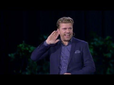 Sueños de Dios en tu Corazón - Pastor Joakim Lundvist