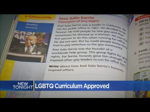 Elk Grove School District Approves LGBTQ Curriculum