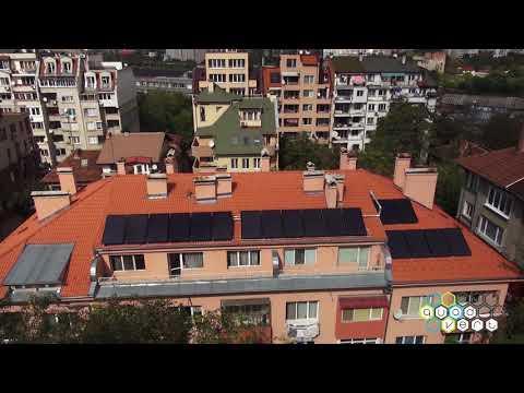 Energy efficiency in Sofia, Bulgaria