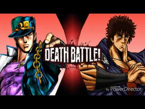 Death Battle Prediction: Jotaro Kujo vs Kenshiro