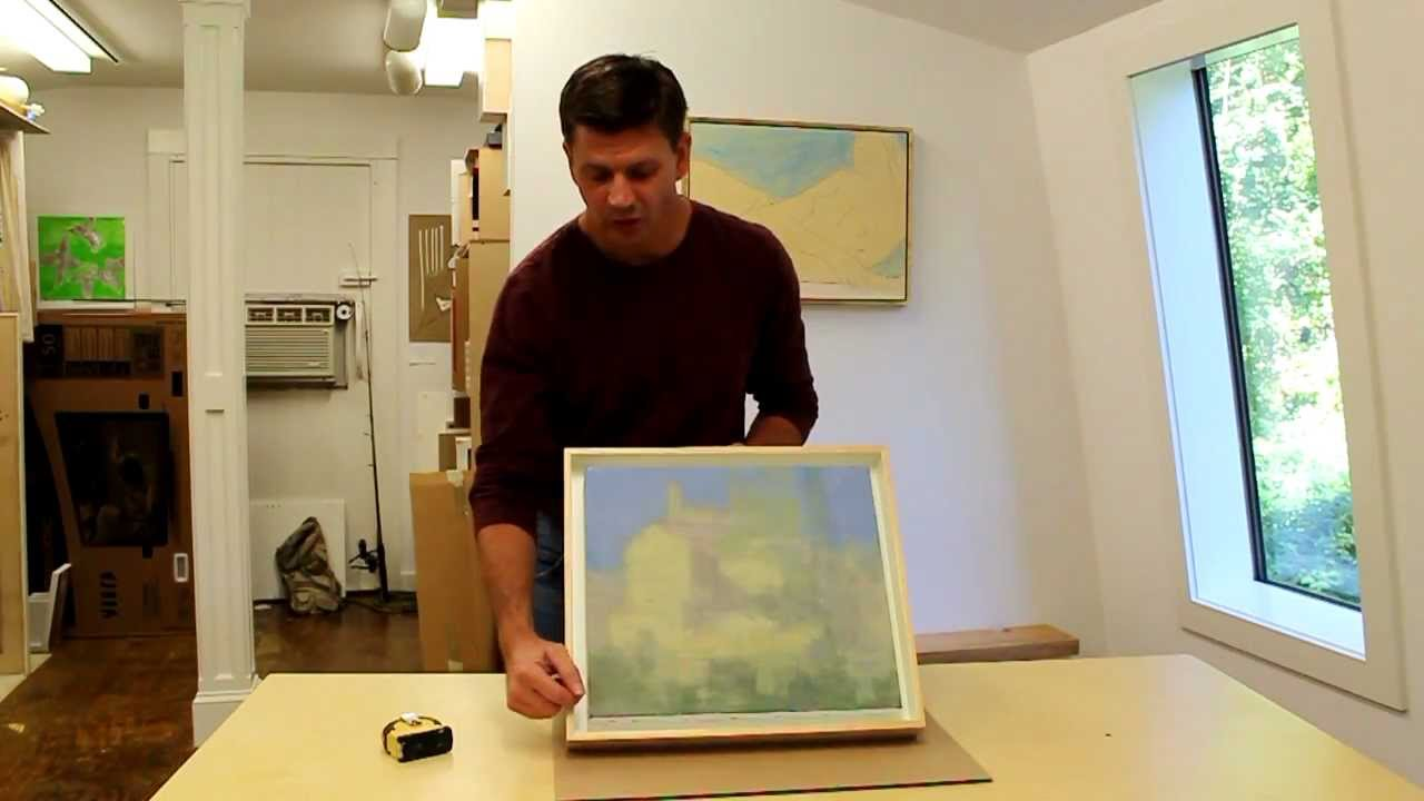 how to make a shadow box frame by jon peters youtube. Black Bedroom Furniture Sets. Home Design Ideas