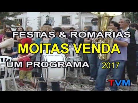 FESTAS MOITAS VENDA -  2017