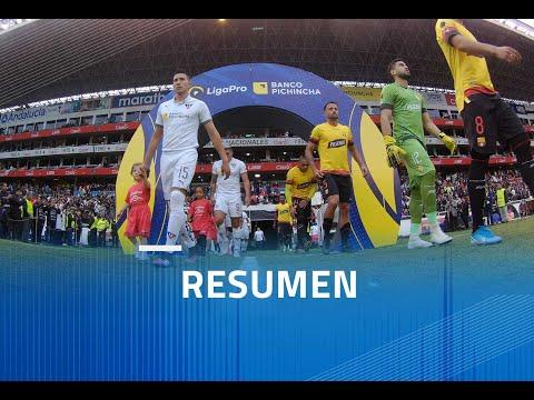 LDU Quito Barcelona SC Goals And Highlights