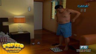 Pepito Manaloto: Si Pepito, weight conscious!