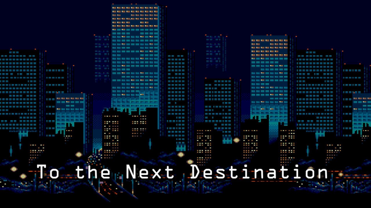To The Next Destination -- Chiptune/8-bit -- Royalty Free