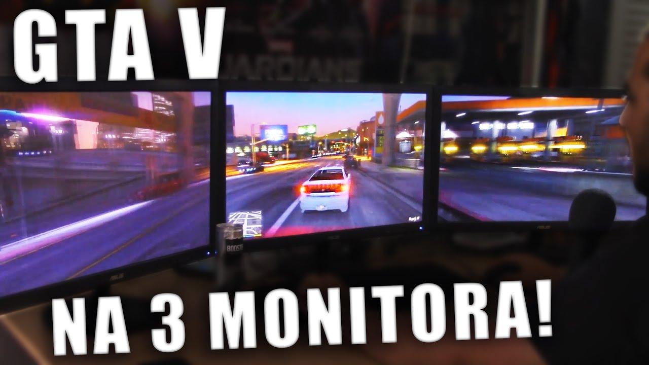 Spajaju 3 monitora kako znaš treba li nastaviti s nekim