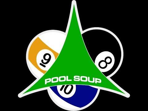 Pool Soup Al Lawrence M vs Eric Nguyen C