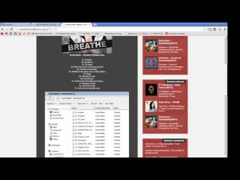Justin Bieber - Breathe album download! 320kbps 44kHz! Good quality!