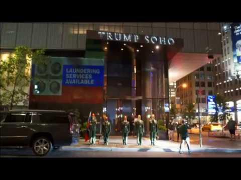 Putin Trump Soho