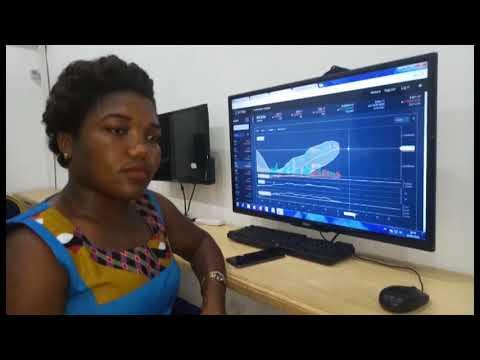 La seule Femme Trader au Cameroun