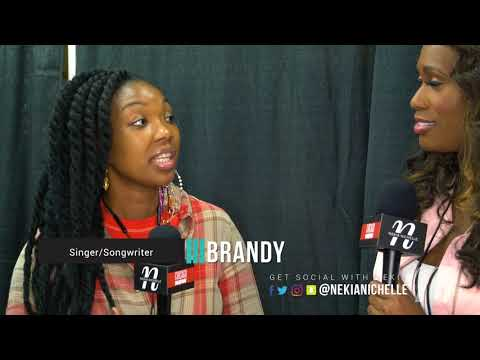 Brandy Talks About Her Love For Broadway, Collaborating With SZA, Fantasia & Jazmine Sullivan