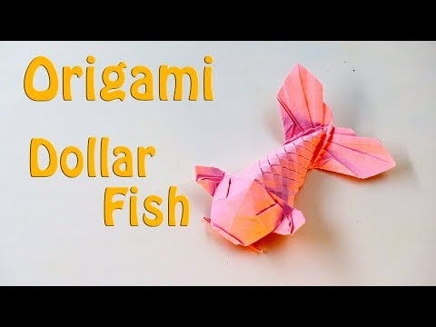 🔴Origami Fish🔴 How