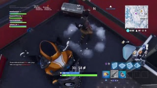 Fortnite Stream #8 The real Squad dies