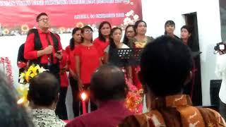 Juruselamat Dunia by Sari Simorangkir, covered by Mahasiswa-Mahasiswi STTIJ Maluku