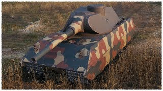 Impenetrable VK 100 01 P 16K Damage Blocked Mission HT 15 WoT Gameplay