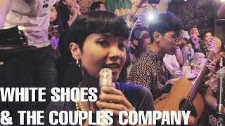 WHITE SHOES & THE COUPLES COMPANY | Special Live Music Video ( Houtenhand, Malang, Indonesia )