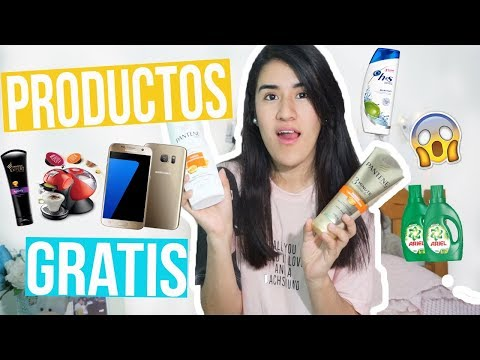 ¡Consigue productos GRATIS sin ser YOUTUBER ni BLOGGER! FUNCIONA 100%