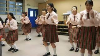 2016-2017培敦中學歌唱比賽 歌舞組 15D