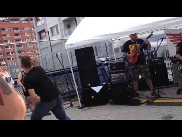 CRY HAVOC! - CATCH ME IN THE END, PUNKISLAND 2015