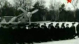 Ко дню победы! Советские летчики-герои.