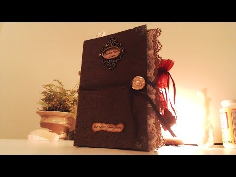 First Edition Dream Journal ~ Handmade with Poetry