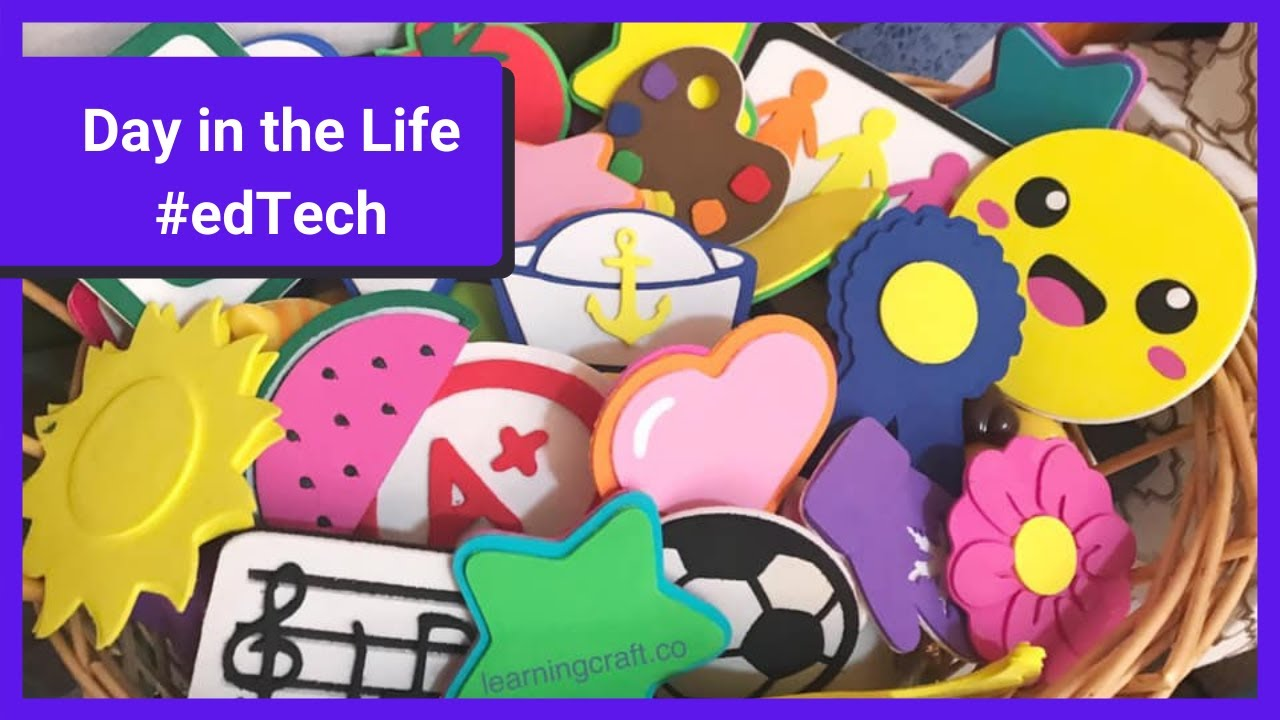 A Day in the Life of an EdTech Professional | Teacher Mini Vlog
