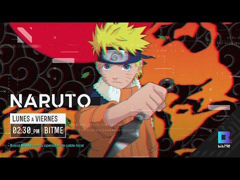 Naruto en las #TardesDeAnime🎌 por BitMe