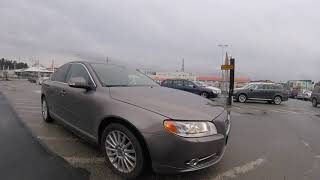 Accelerations and POV driving - Volvo S80 2.5T, GoPro Session 1080p60fps