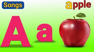 A for apple,alphabet,Phonics sounds with image,phonics song,music for children,abcd,abc song,Abc xyz
