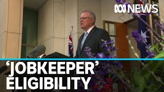 Gambar cover Do you qualify for the government's planned $130b 'Jobkeeper' stimulus package? | ABC News
