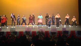 前(聖巴西流)聖馬可小學-五十周年校慶頒獎禮暨綜藝匯演