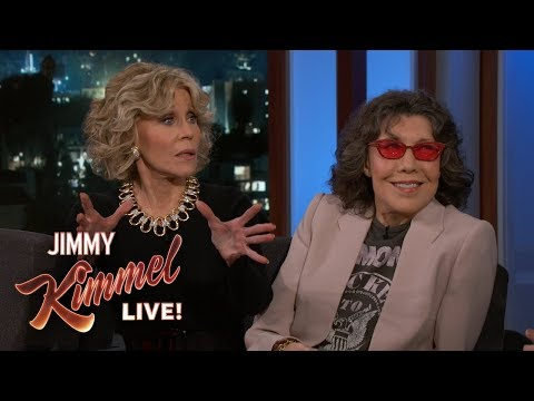 Lily Tomlin & Jane Fonda on 'Grace and Frankie' & Donald Trump