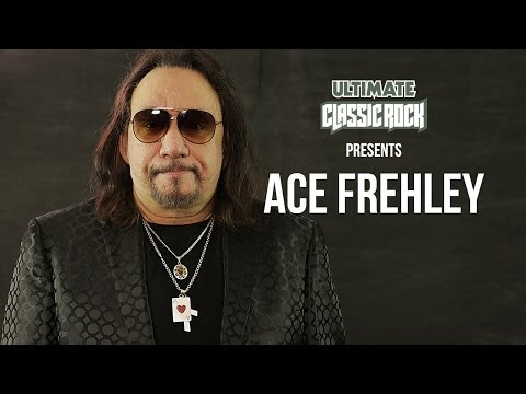 Ace Frehley on His New Album 'Space Invader'