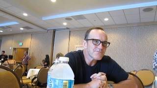 Marvel's Agents of SHIELD Interview with Clark Gregg at SDCC 2014 Thumbnail